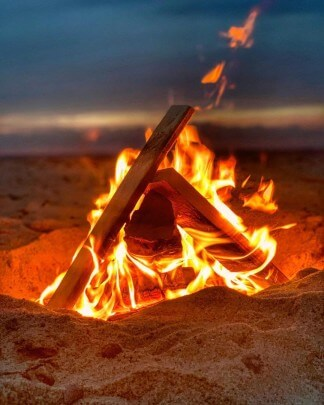 Beach & Bonfire Party - Online Celebrations | Booster by ...